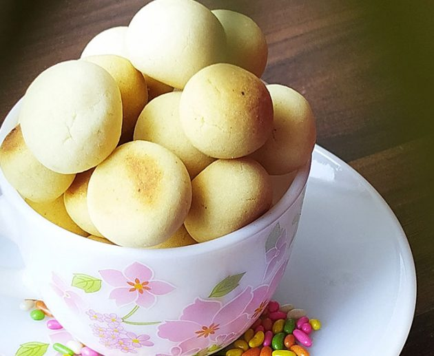 mini milk cookies