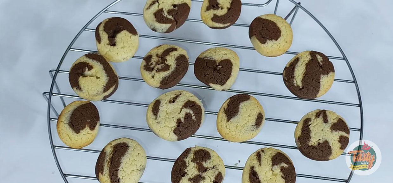 choco cookies steps 10