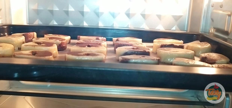 choco cookies steps 9