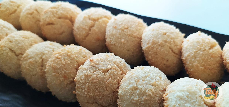 coconut cookies step 11