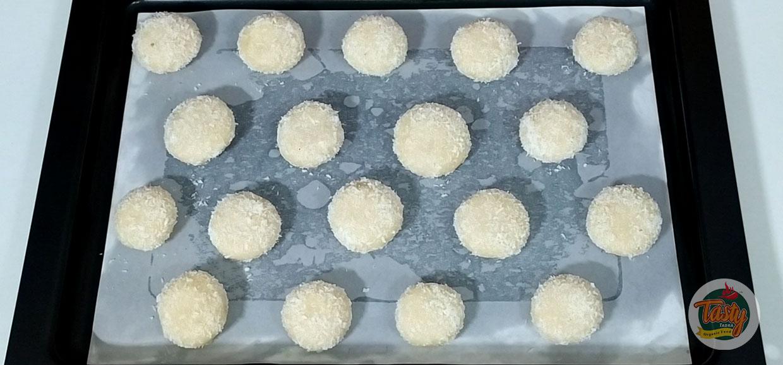 coconut cookies step 8