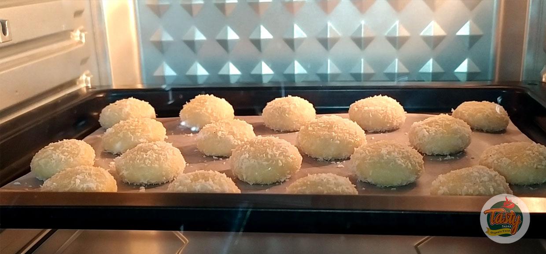 coconut cookies step 9